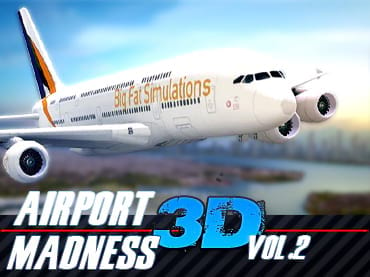 Airport Madness 3D part 2