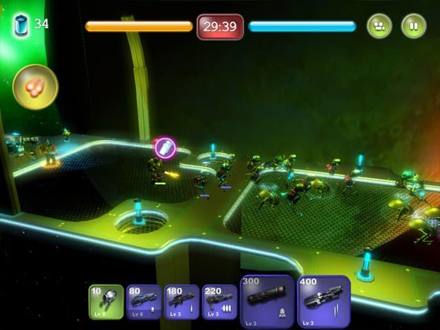 Alien Hallway Screenshot 0