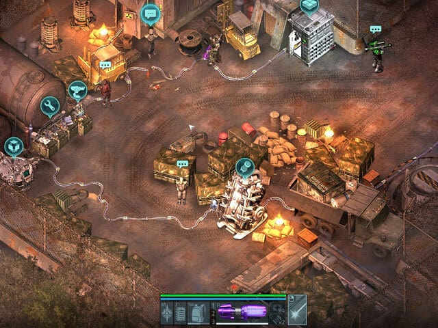 Alien Shooter 2 Screenshot 1