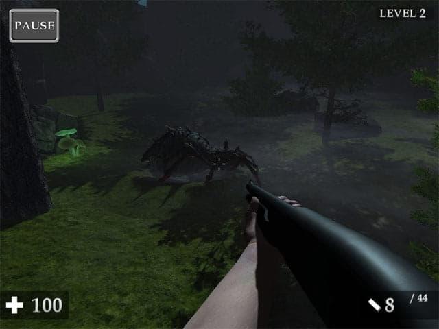 All Evil Night Screenshot 2