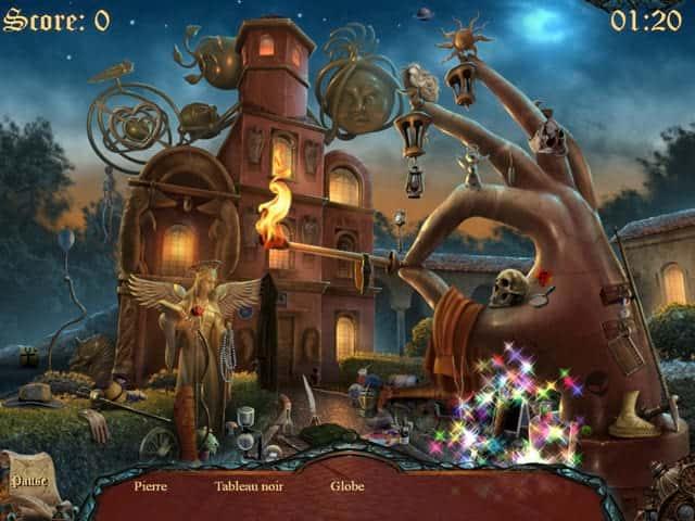 The Curse Of King Tuts Tomb Torrent: Screenshot Apothecarium World