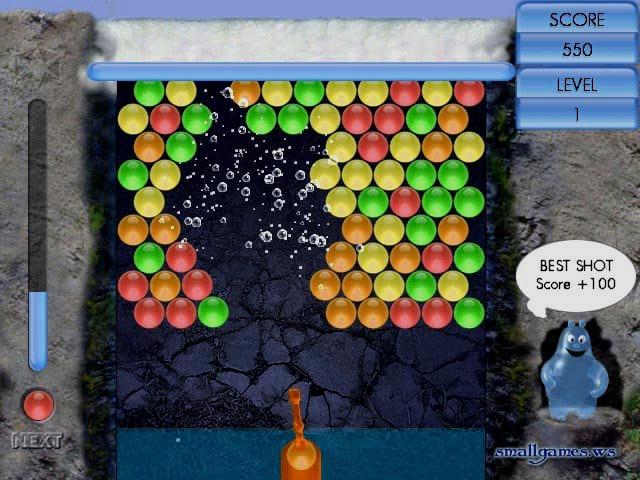 Aqua Bubble Screenshot 1