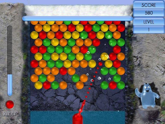 Aqua Bubble Screenshot 2