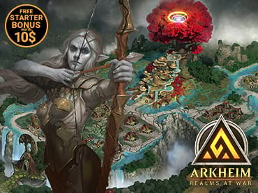 Arkheim: Realms at War