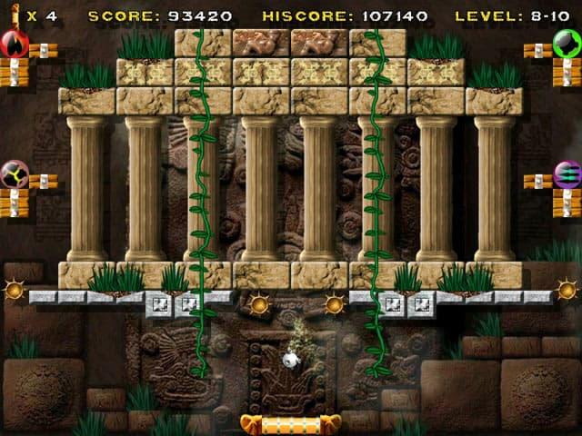 Aztec Bricks Screenshot 2