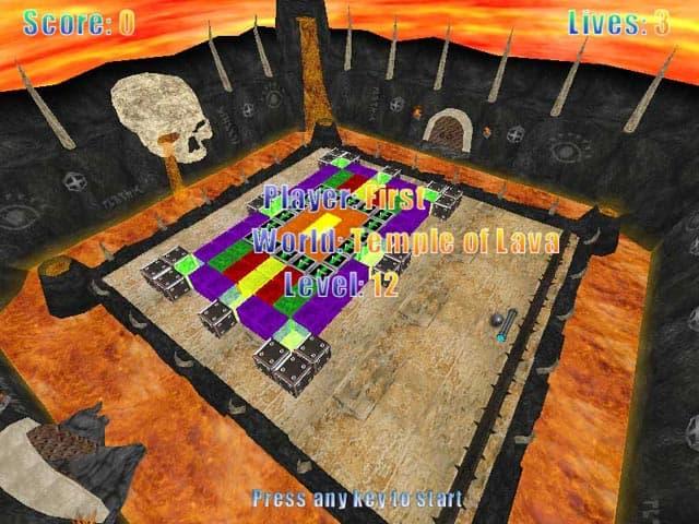 Breakout 3D Screenshot 0