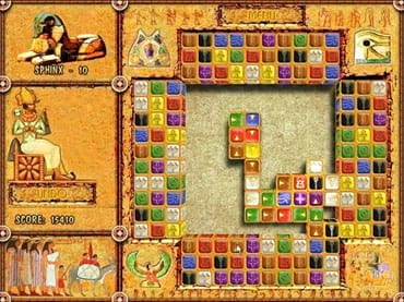 brickshooter egypt vollversion