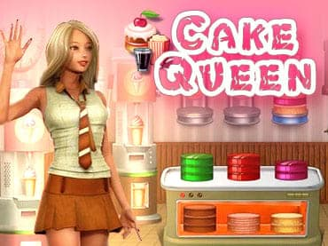 Cake Queen Free Game