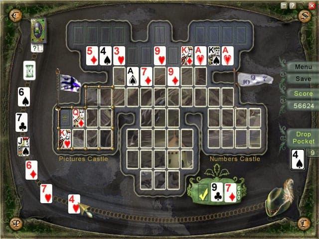 Charm Solitaire: Return to the Kingdom Screenshot 2