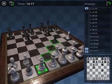 Chess Pro 3D Free Game