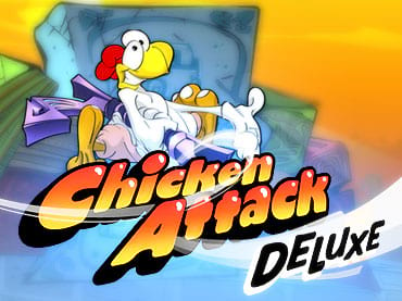 Chicken Attack Deluxe Free Game
