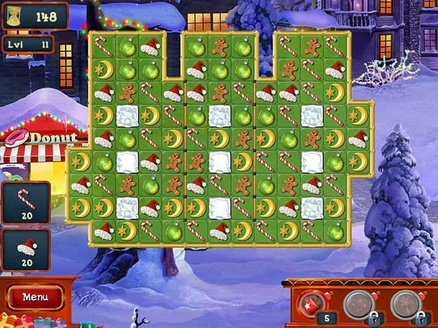 Christmas Puzzle 3 Screenshot 1