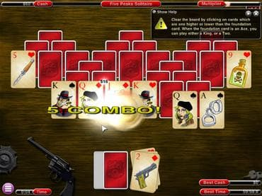 Crime Solitaire 2 Free Game