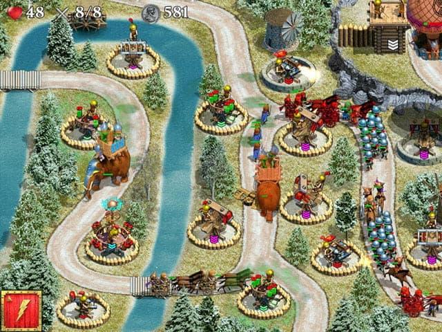 Defense of Roman Britain Screenshot 1