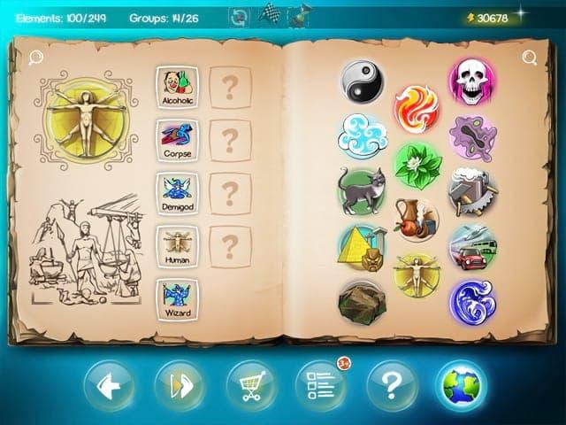 Doodle God: Genesis Secrets Screenshot 1