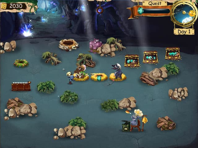 Dragon Keeper Screenshot 1