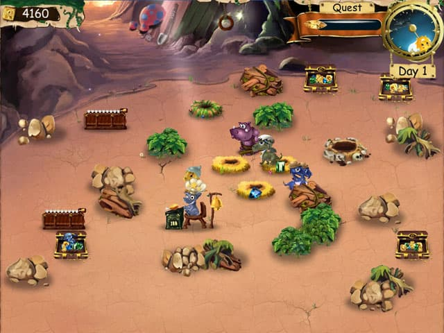 Dragon Keeper Screenshot 2