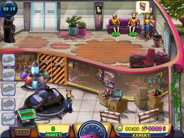 Dream Cars Screenshot 1