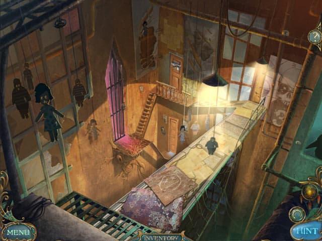Dreamscapes: The Sandman Screenshot 1