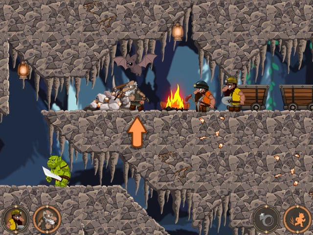 Dwarflings Screenshot 1