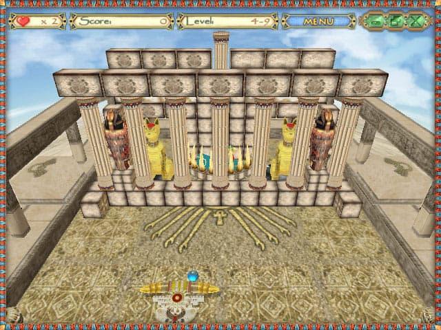 Egyptian Ball Screenshot 0