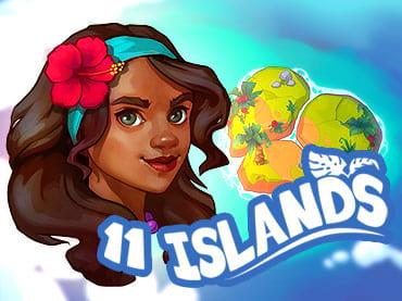 Eleven Islands