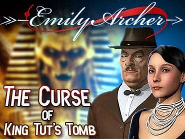 Emily Archer: The Curse of King Tut's Tomb
