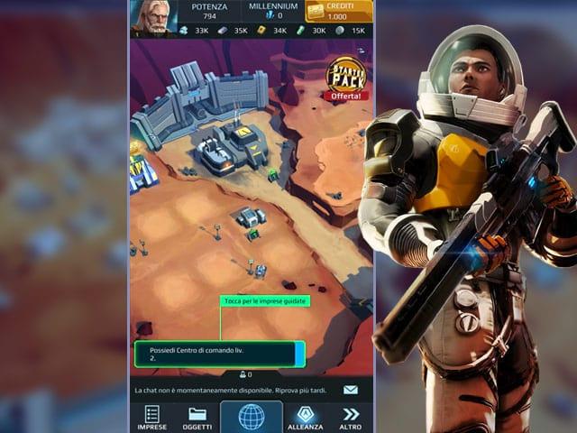 Empire: Millennium Wars Screenshot 0