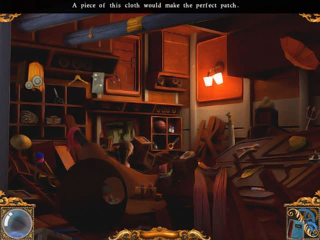 Epic Escapes: Dark Seas Screenshot 0