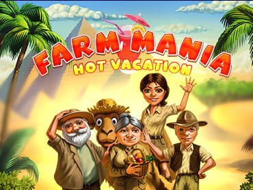 Farm Mania: Hot Vacation