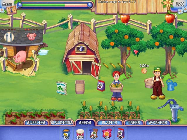 Farmcraft Screenshot 1