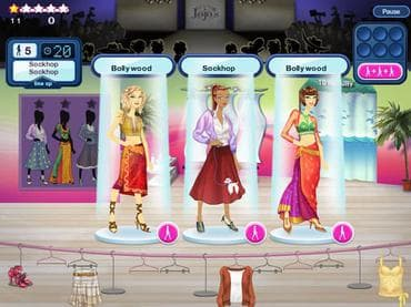 Jojo's Fashion Show: Dress Up Free Game