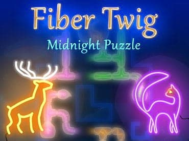 Fiber Twig: Midnight Puzzle Free Games