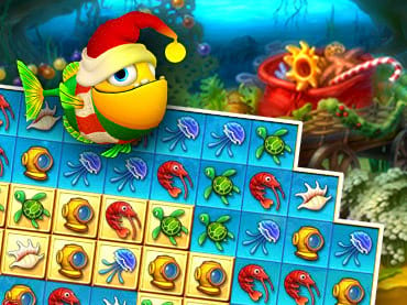 Fishdom Frosty Splash Free Game