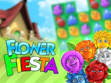Flower Fiesta Jogos Grátis