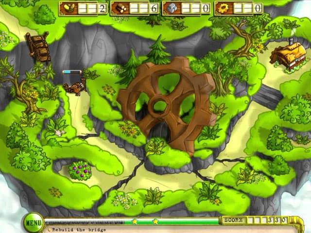 Flying Islands Chronicles Screenshot 0