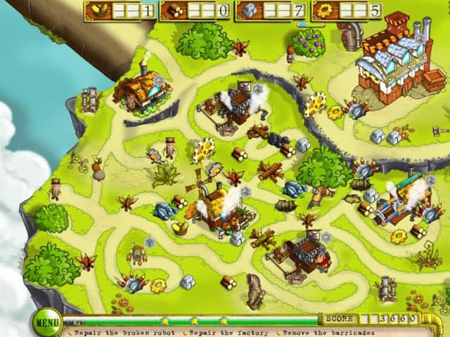 Flying Islands Chronicles Screenshot 1