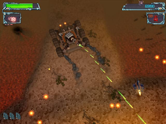 Alien Shooter iPad iPhone Android Mac & PC Game