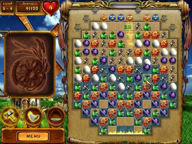 Gallic Puzzle Screenshot 0