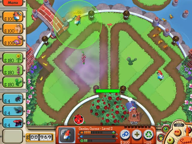 Garden Defence Screenshot 1
