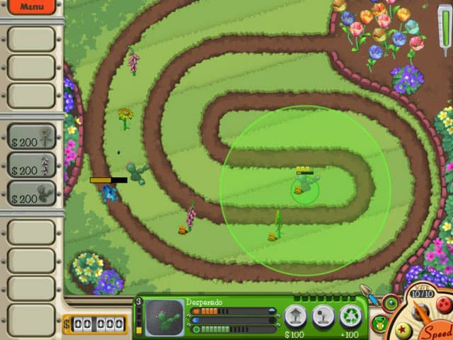 Garden Defence Screenshot 2