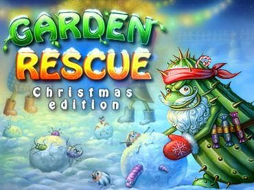 Garden Rescue: Christmas Edition Free Game