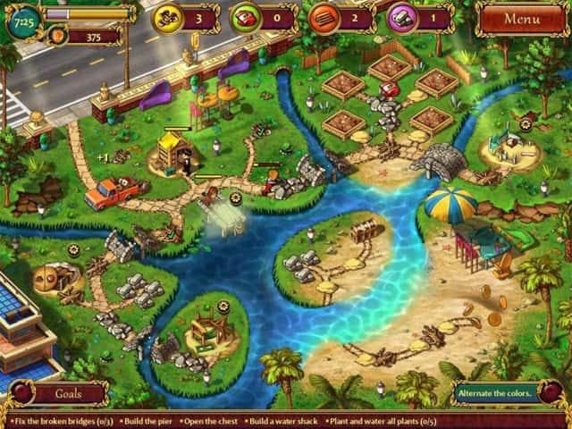 Gardens Inc 2: The Road to Fame Screenshot 2