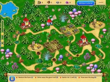 Gnomes Garden 3 Free Game
