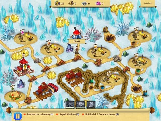 Gnomes Garden 4: New Home Screenshot 1