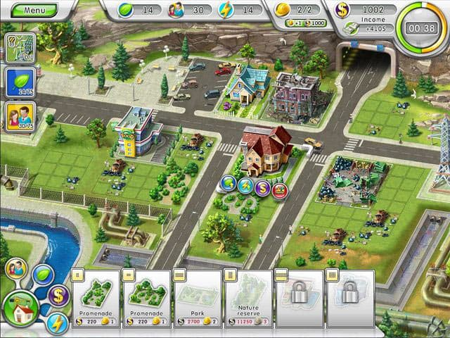 Green City Screenshot 1