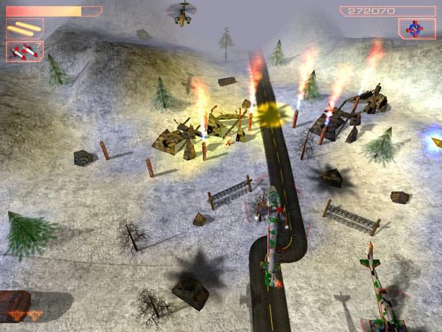 لعبة الطائرات الحربية المقاتلة Air Assault