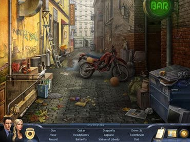 Murder in New York