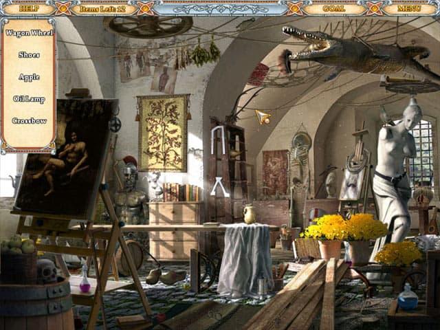 Hidden Secrets: Nostradamus Screenshot 0