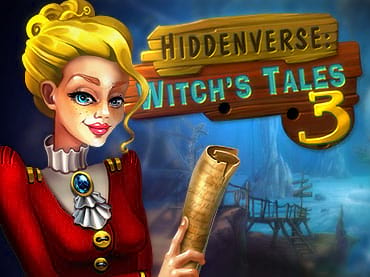 Hiddenverse: Witch's Tales 3